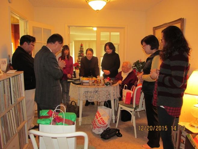 경건과 사랑이 가득한 광영교회 가족